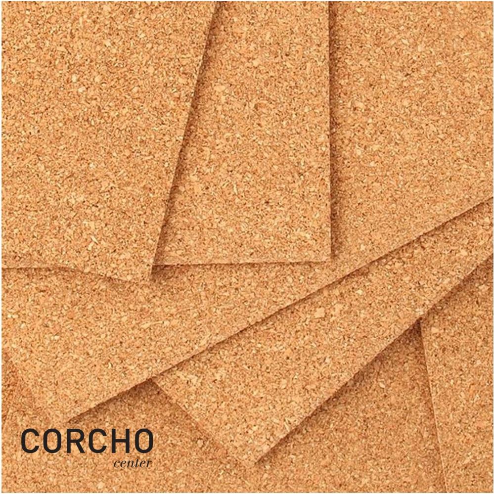 Corcho center aislamientos revestimientos y pavimentos - Placas de corcho para paredes ...